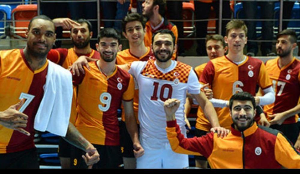 Galatasaray: 3 - Tokat Belediye Plevne: 0
