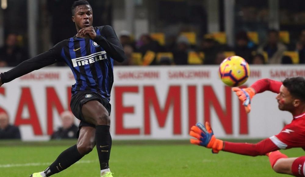 Keita Balde attı Inter kazandı! 3-0