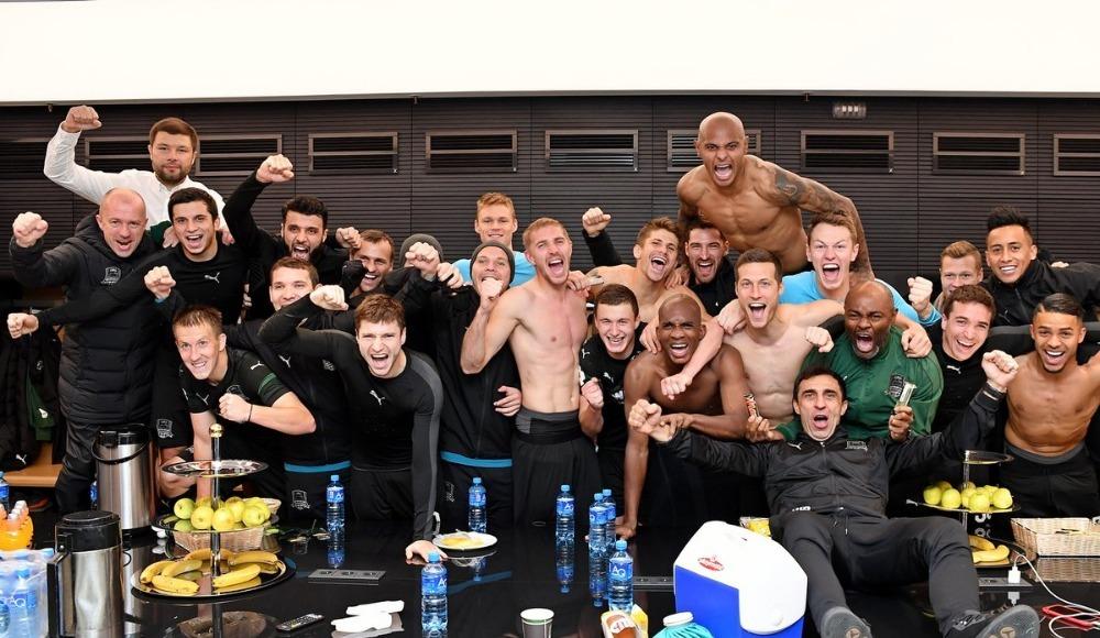 Krasnodar 3 golle kazandı