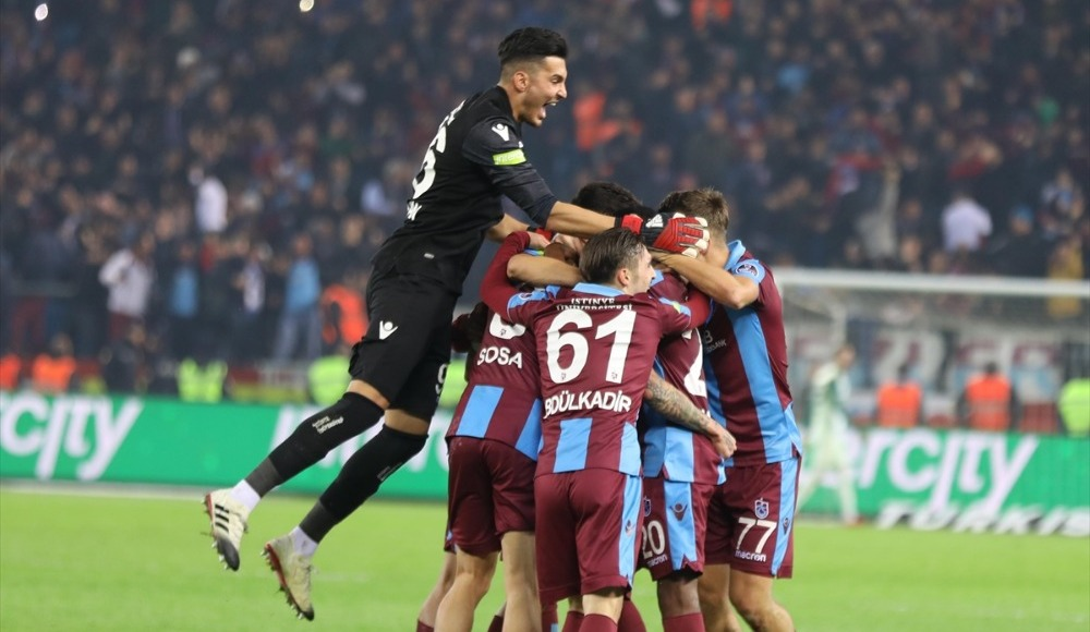 Trabzonspor bu sene şampiyon olabilir mi?