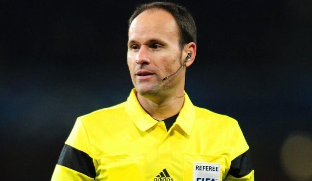 L.Moskova - Galatasaray maçını Antonio Mateu Lahoz yönetecek