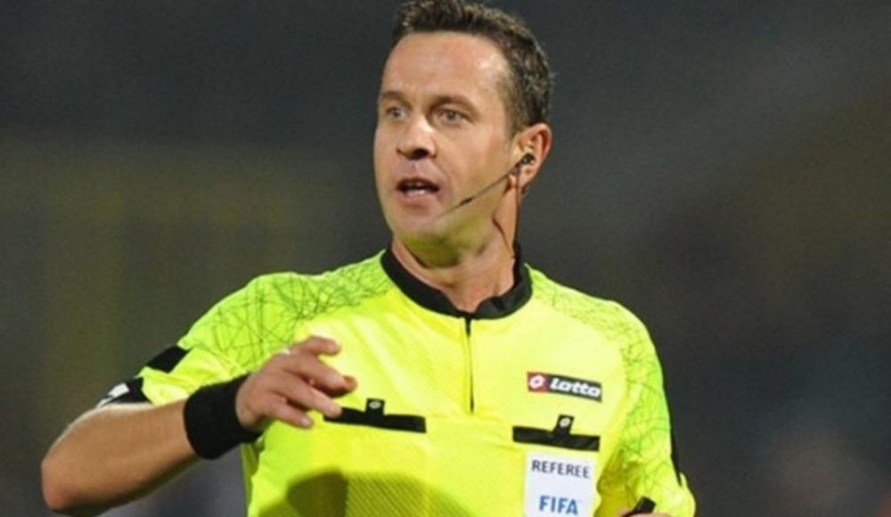 Halis Özkahya, UEFA Avrupa Ligi B Grubu'nda oynanacak Rosenborg-Celtic maçını yönetecek