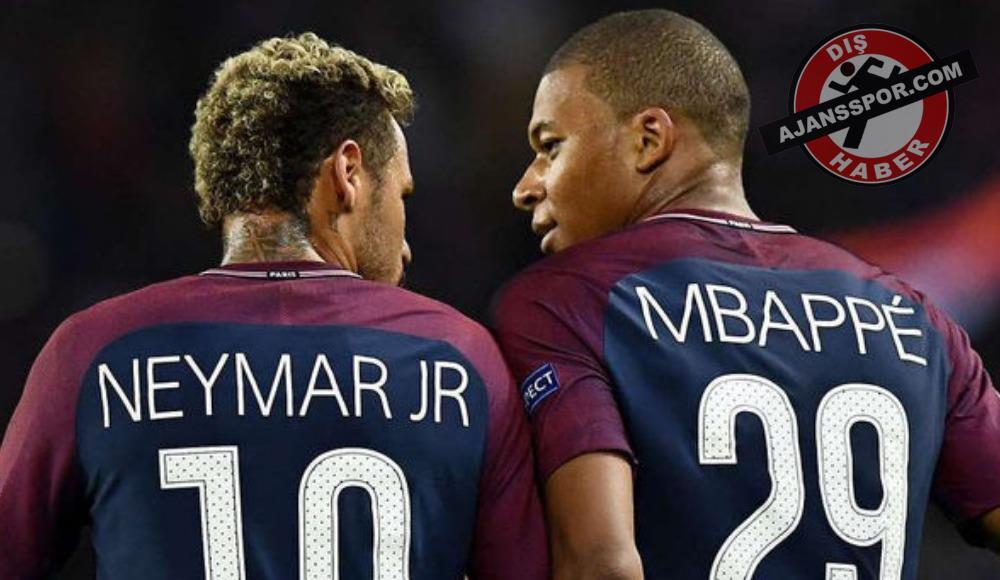 Mbappe: Neymar'a bizimle kal dedim...