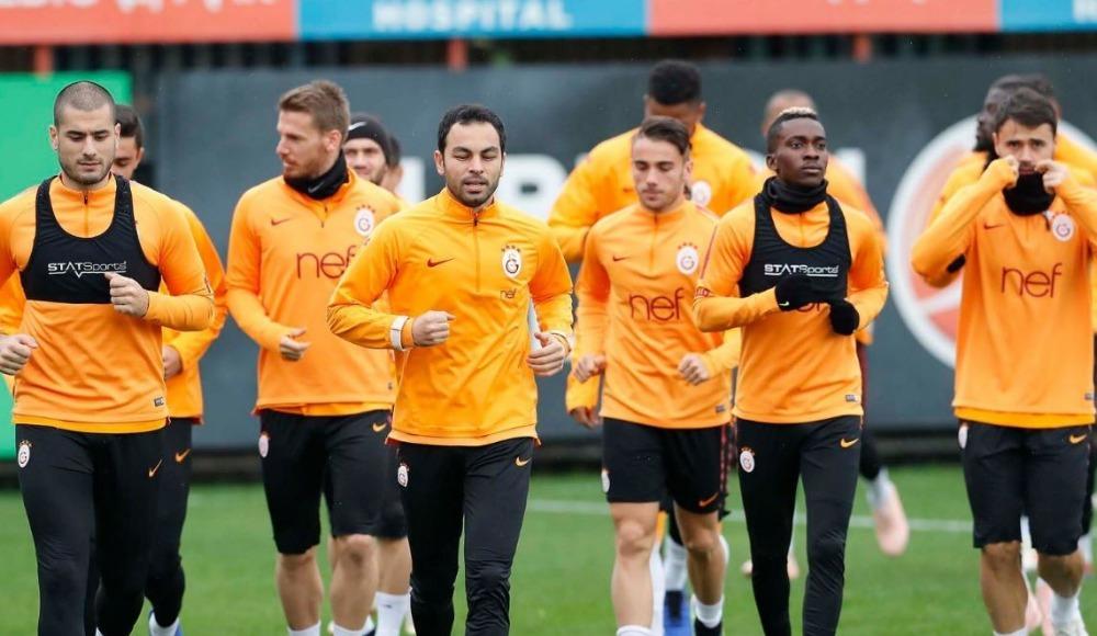 Galatasaray'da Lokomotiv Moskova kafilesi belli oldu!