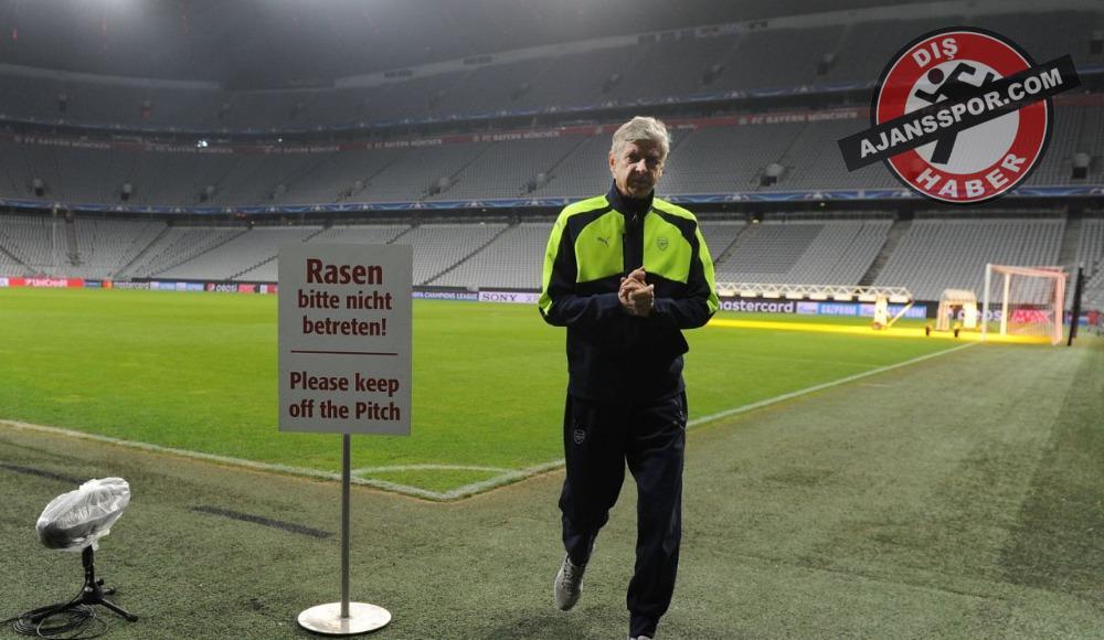 Arsene Wenger'in yeni görevi belli oluyor...