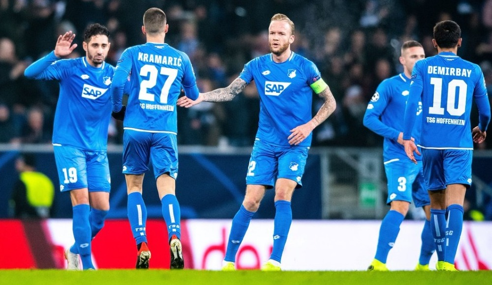 Hoffenheim'ın geri dönüşü yetmedi!