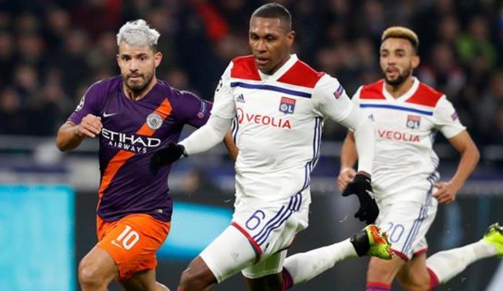 Lyon kaçtı, City kovaladı