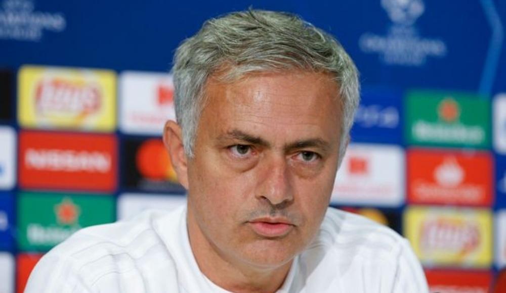 Mourinho: 'Çeyrek finale çıkarsak...'