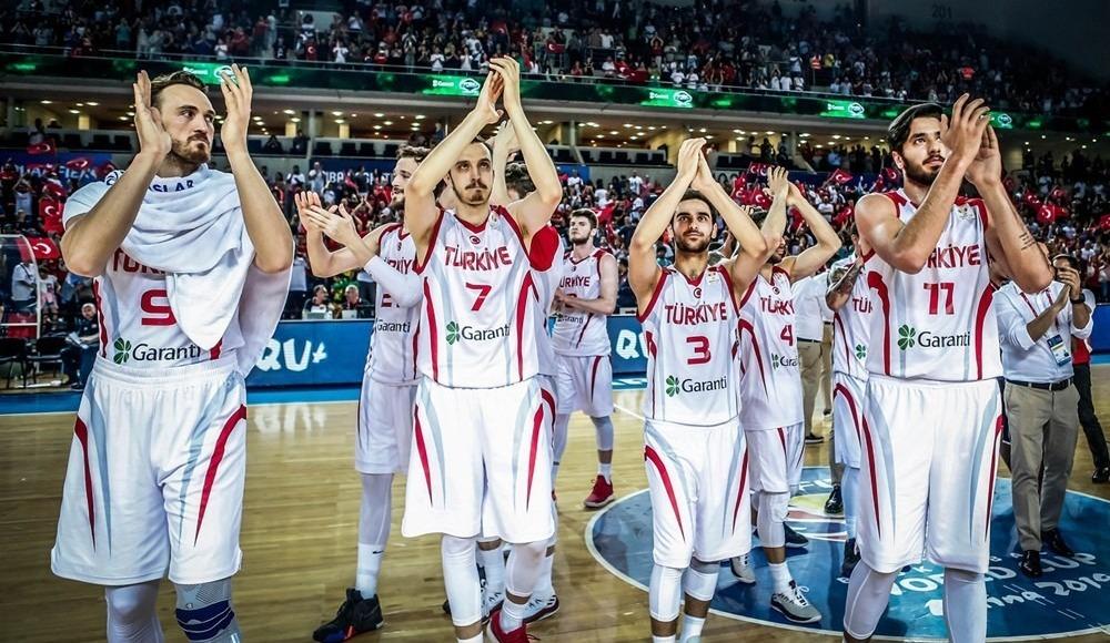 A Milli Basketbol Takımı, 975. randevusuna İspanya karşısında çıkıyor!