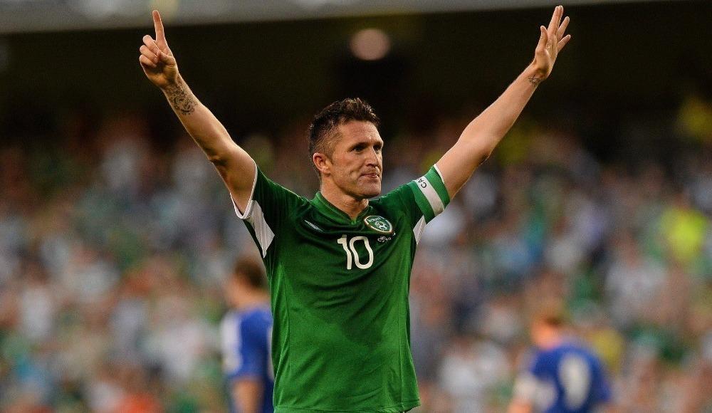 Robbie Keane futbolu bıraktı!