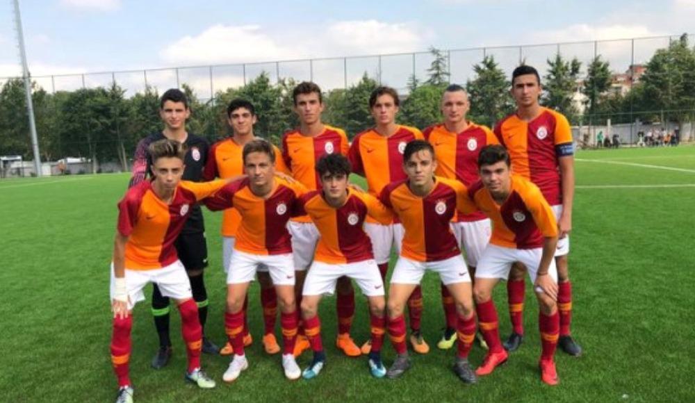 Galatasaray'ın gençleri Lokomotiv Moskova'yı yendi