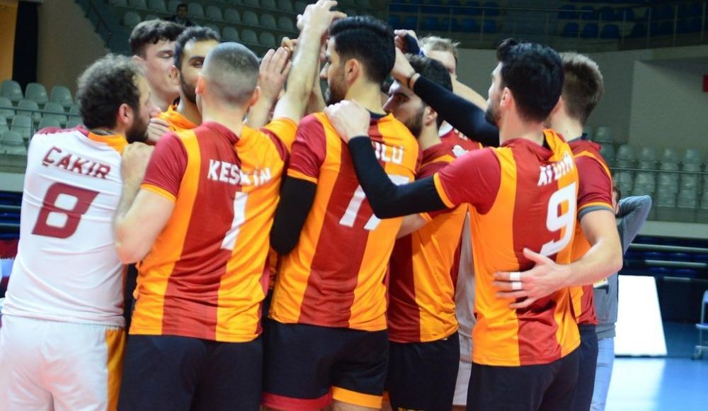 Galatasaray, Hırvatistan temsilcisi Mladost Zagreb'i 3-0 mağlup etti