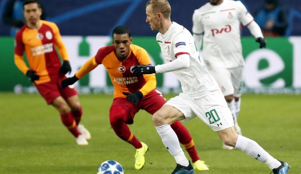 Galatasaray, Rusya'da kayıp!