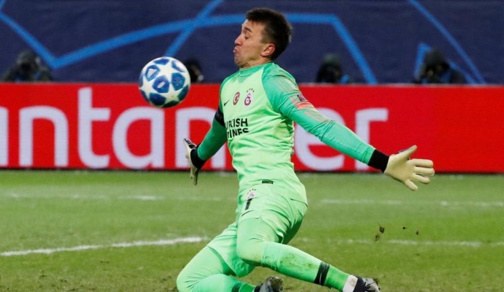 Muslera'dan Moskova maçı yorumu: 'Sinirliyim...'