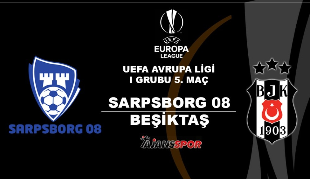 Sarpsborg - Beşiktaş (Canlı Skor)