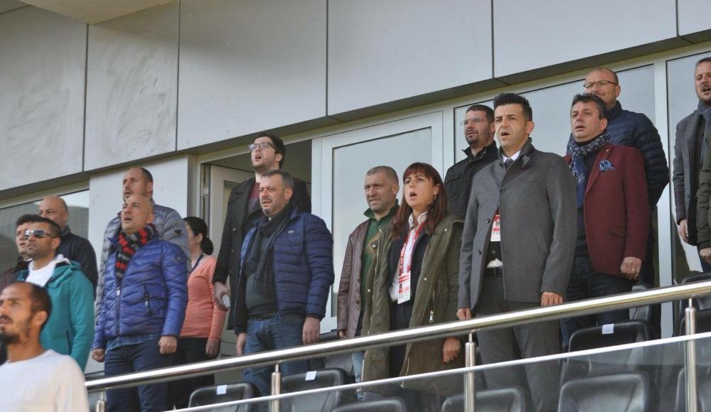 Tire 1922 - Trabzon Hekimoğlu maçında olay! Maçın gözlemcisi darp edildi...