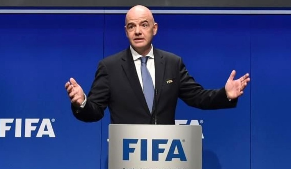 FIFA Başkanı İnfantino, G20'de Katar 2022 için konuştu: 'İnşallah...'