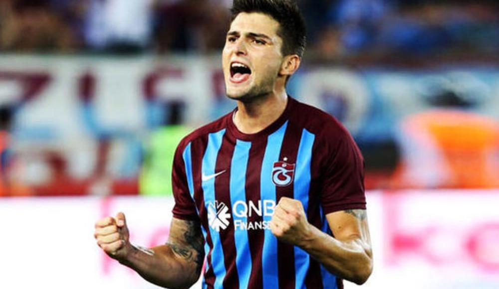 Trabzonspor'a Okay Yokuşlu şoku