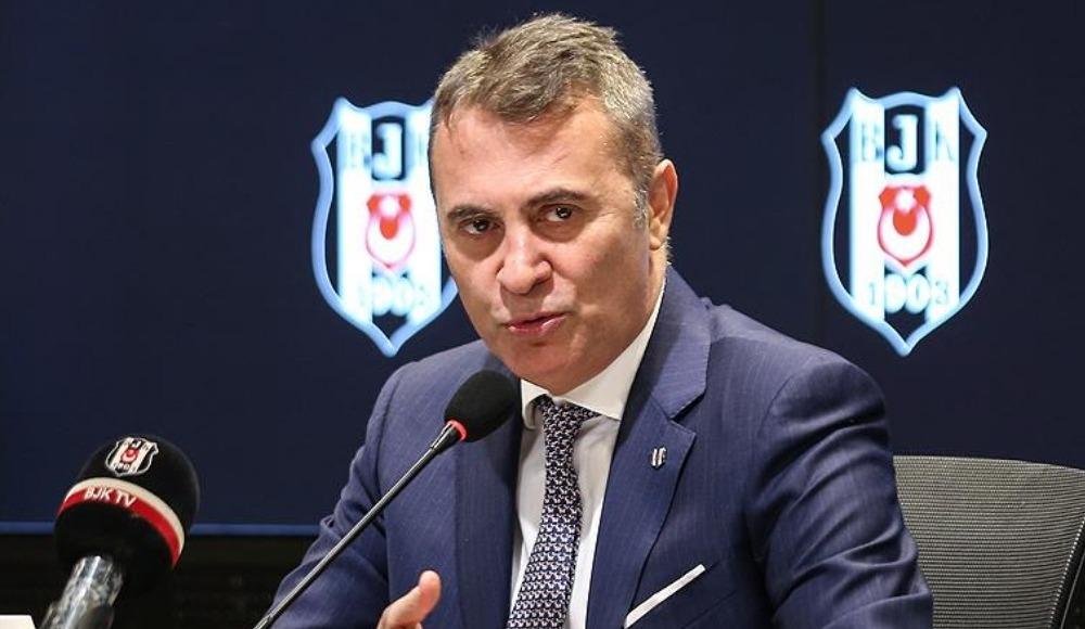"""Beşiktaş'ta tek adam rejimi var"""