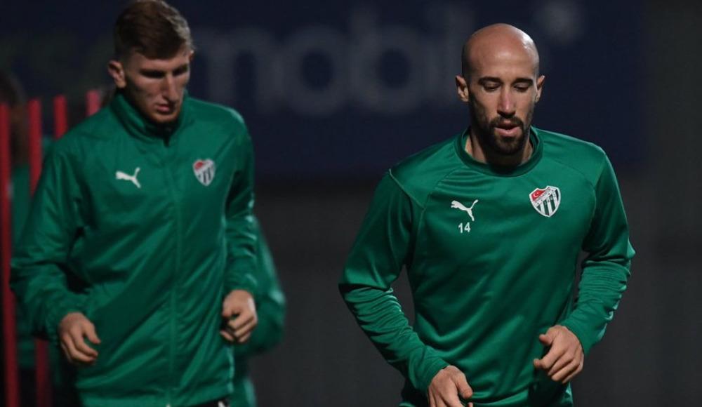 Bursaspor Antalyaspor hazırlıklarına başladı