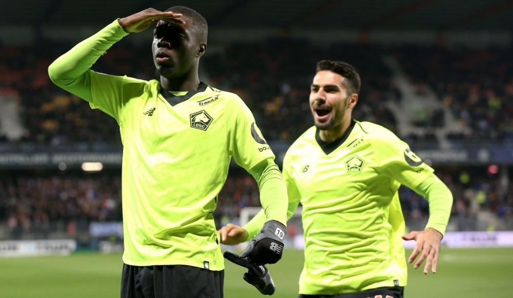 Nicolas Pepe, Lille'i taşımaya devam ediyor!