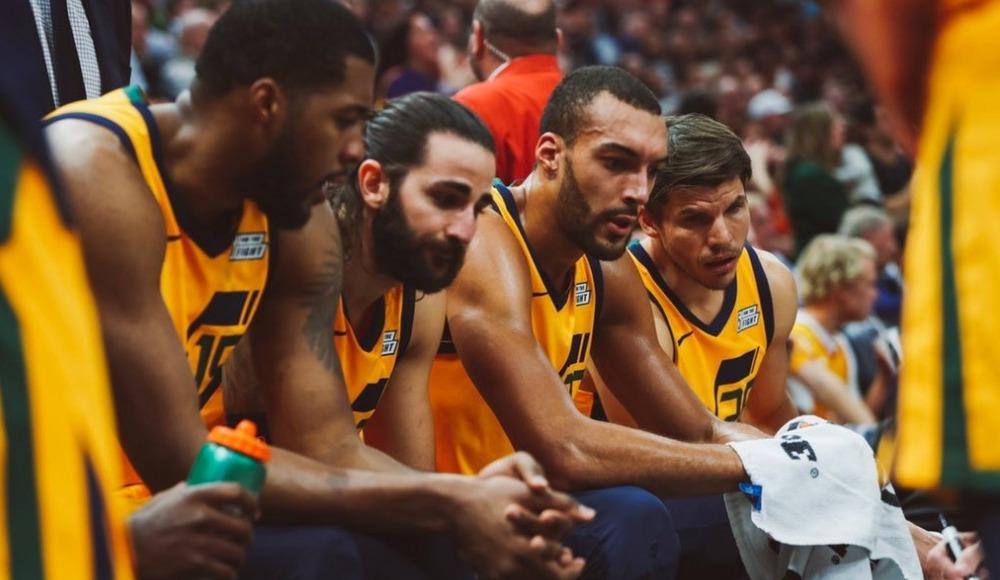 Utah Jazz'dan üçlük yağmuru! Kulüp rekoru kırdılar...