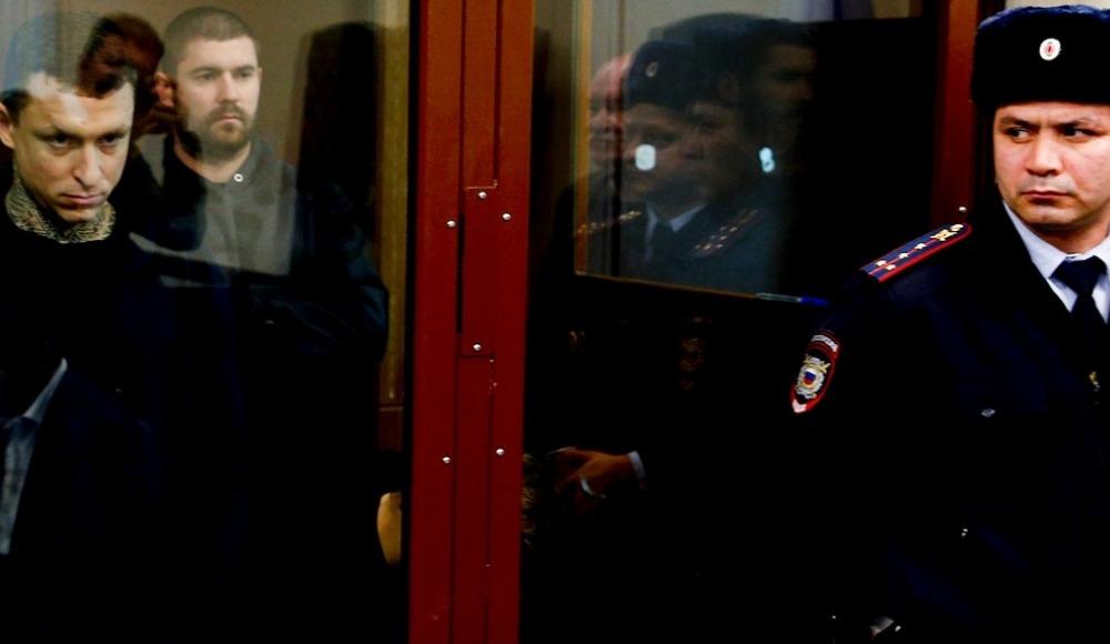 Rus futbolcuların duruşması