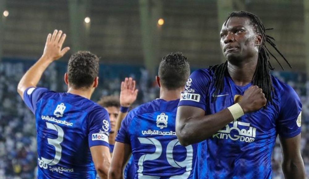 Gomis, Al Hilal'de gollerine devam ediyor!