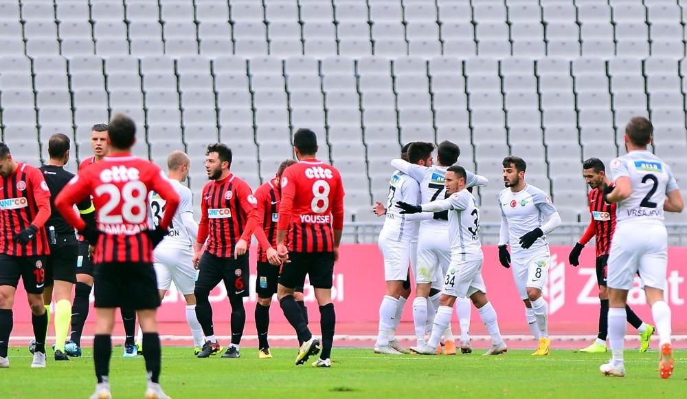 Akhisarspor, Fatih Karagümrük'ü farklı mağlup etti