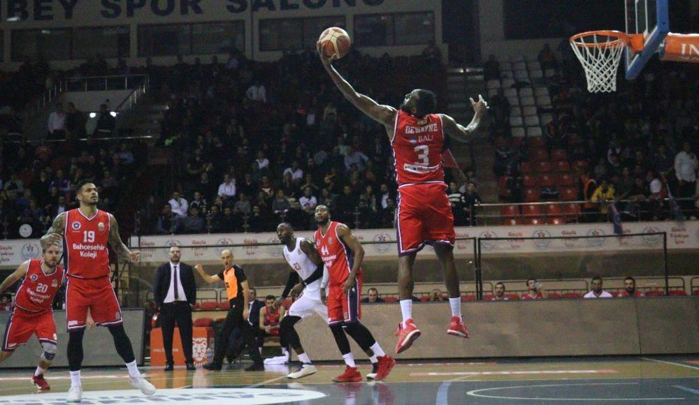 Gaziantep Basketbol baştan sona üstün götürdü!