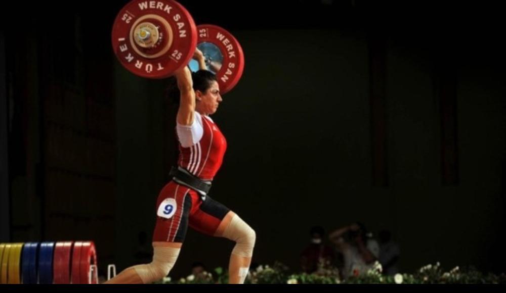 Altın kızın hedefi Avrupa şampiyonluğu
