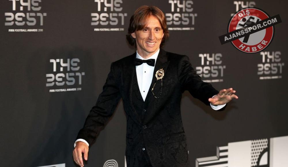 Ballon d'Or'un sahibi Luka Modric, müthiş bir gelir elde etti!