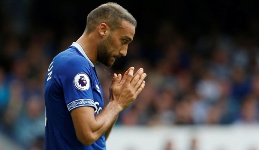 Cenk Tosun'a kötü haber! Everton...