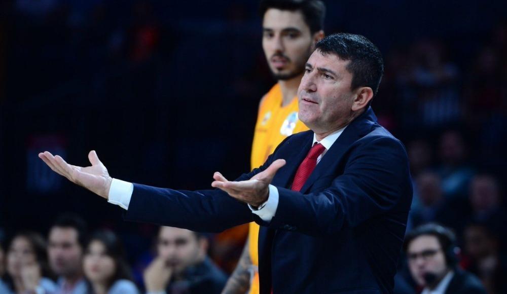 """Ertuğrul Erdoğan: """"İkinci periyot dışında maçı domine ettik"""""""