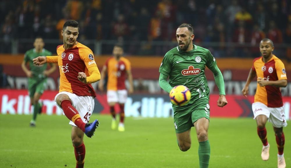 Galatasaray iddialarına cevap: 'Neden olmasın?'