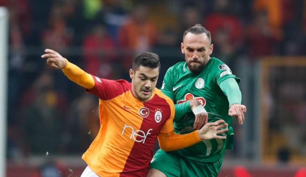 Galatasaray maçıyla ilgili fikri