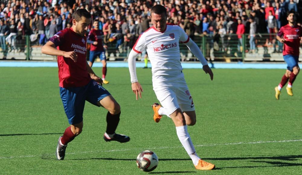 TFF 3. Lig'de görünüm! Nevşehir Belediyespor'dan kritik galibiyet...