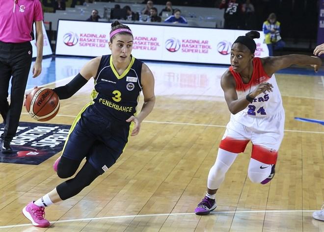Fenerbahçe, BOTAŞ deplasmanında farklı kazandı