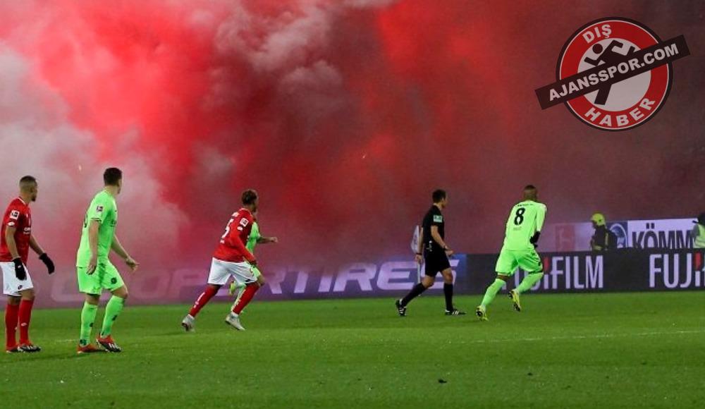 Mainz 05 ile Hannover 96 yenişemedi!