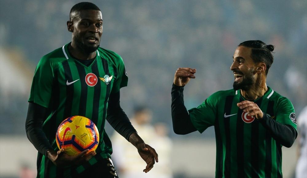 Akhisarspor, ilk yarıyı Konyaspor maçıyla tamamlayacak