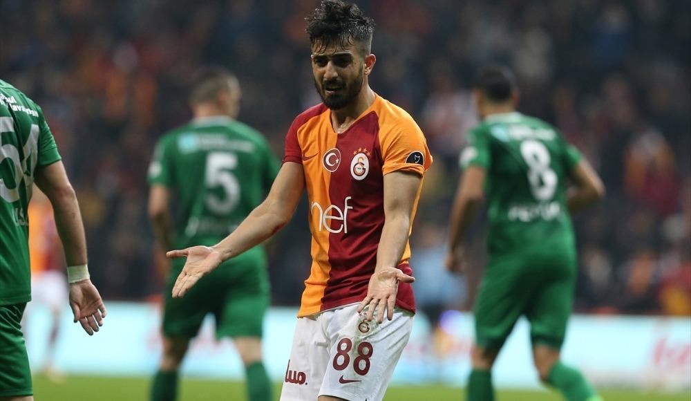 Galatasaray'da Muğdat Çelik'le sözleşme uzatılacak mı?