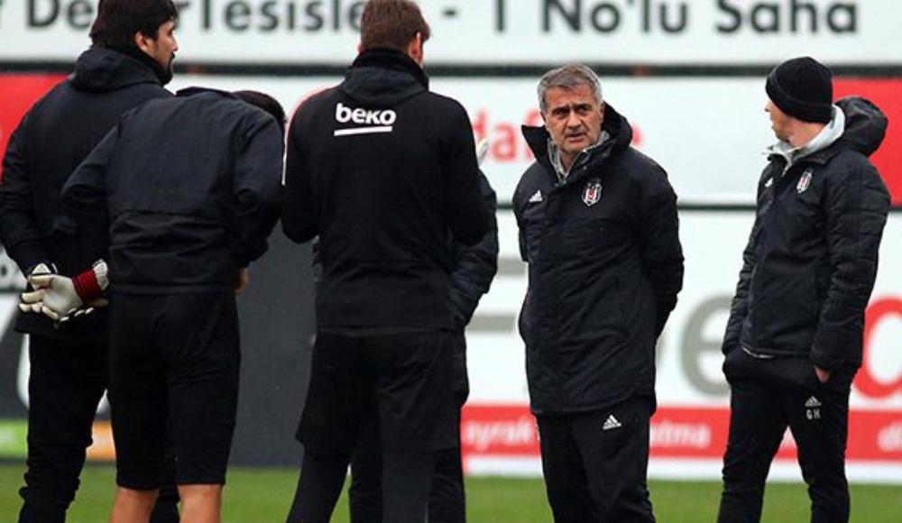Beşiktaş Malmö maçı hazırlıklarını sürdürdü