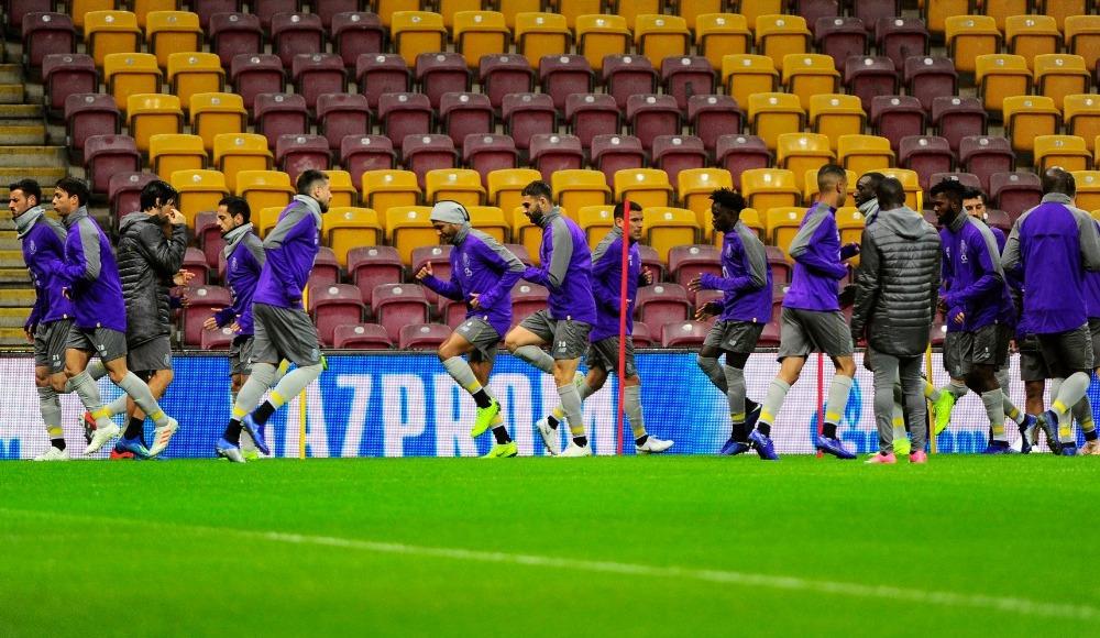 Porto, Galatasaray maçı 11'ini belirledi!