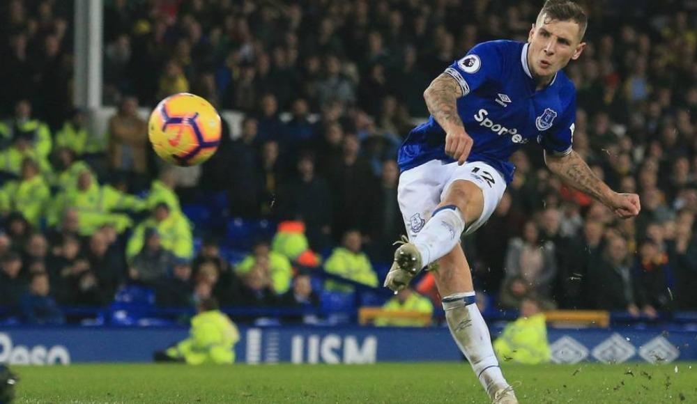 Özet - Everton'ı mağlubiyetten Digne'nin frikiği kurtardı