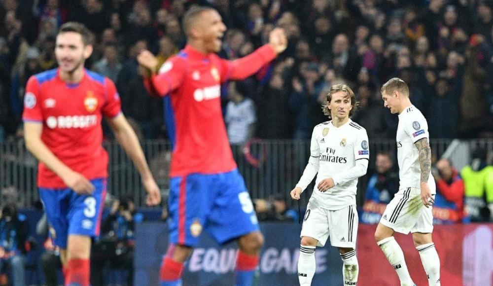 Real Madrid'den tarihi mağlubiyet! İlk kez...