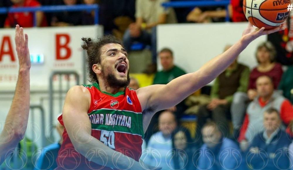 Pınar Karşıyaka, Szolnoki Olaj'ı 74-70 yendi