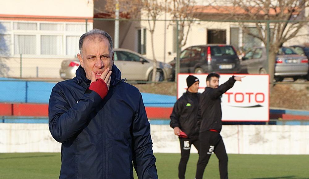 """Kardemir Karabükspor Teknik Direktörü Taner Öcal: """"Heyecanlı bir maç olacak"""""""