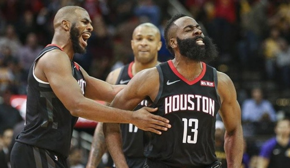 James Harden patladı! 50 sayı ve triple-double...
