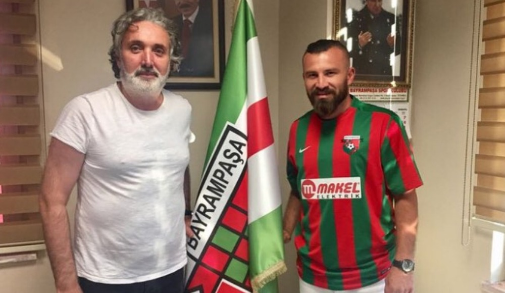 Bayrampaşaspor, Mehmet Öztonga ile yollarını ayırdığını açıkladı