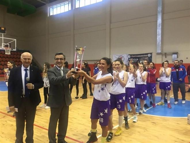 Üniversitelerarası Basketbol Ligi'nde birinci lige yükselen takımlar belli oldu